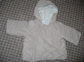 Bundle of 4 jackets/ hoodies for boy 6-9mths. Very good condition. Gap, Mini Boden, M&S, Vertbaudet