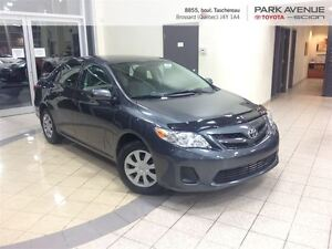 2011 Toyota Corolla * VITRE ELECTRIQUE * AIR CLIMATISEE *