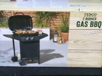 Brand New 2 burner Gas Grill Barbecue.