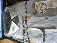 Ben Sherman Fitted Stripe Shirt Large - New in packaging £36.00