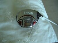 LADIES PING FAITH 3 WOOD EXCELLENT CONDITION.