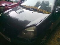 2003 RENAULT CLIO 1.2 PETROL BREAKING FOR PARTS