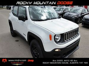 2016 Jeep Renegade Sport /Remote Start System