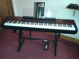 Yamaha P-120 Electronic Piano.