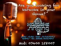 Looking for Karaoke in your Venue?