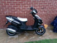 Moped 50cc reliable scooter £400