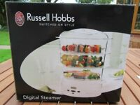 RUSSELL HOBBS DIGITAL FOOD STEAMER