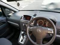 Zafira club automatic diesel black 7 seater