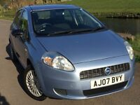 2007 Fiat punto 1.2 active