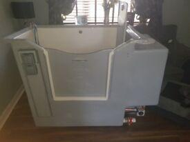 K9 hydrobath