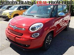 2014 Fiat 500L **Company Demo** On Sale 4 Door Only $12,995
