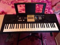 Electric Music Keyboard