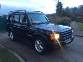 Land Rover discovery 4.0 V8 2001 7 seats