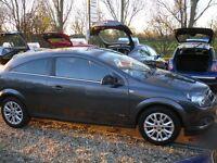 VAUXHALL ASTRA 1.6i 16v VVT SRi Sport Hatch 3d 1598cc (grey) 2010