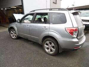 2009 SUBARU FORESTER XT TURBO EJ25 MANUAL WRECKING Royal Park Charles Sturt Area Preview