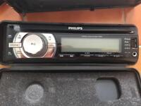 Phillips Car stereo complete