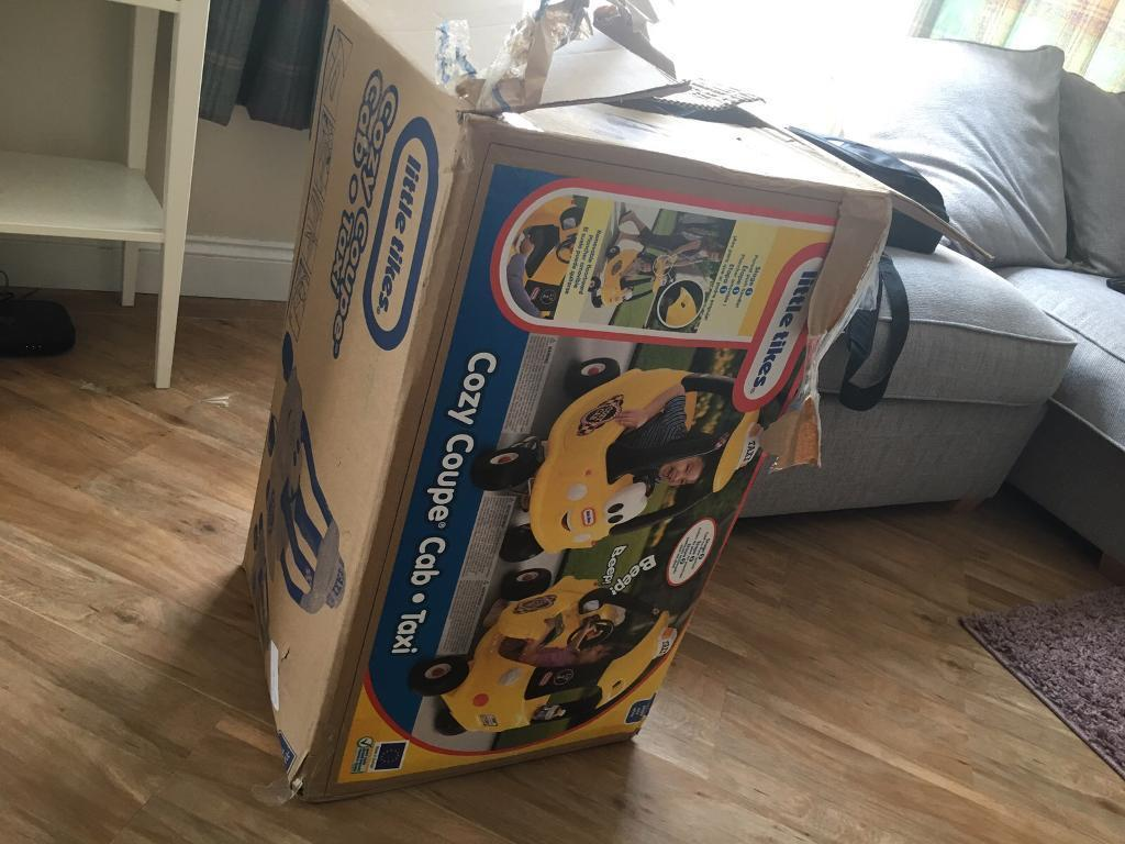 Crazy coupe cab newin Farnborough, HampshireGumtree - Little tykes crazy coupe cab New in box unwanted gift Collection from Farnborough £35