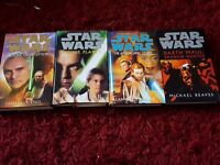 31 Star Wars Books Hardback & Paperback