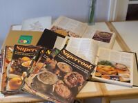1970s Supercook and Good housekeeping magazines