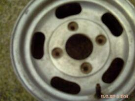 mini 10 alloy wheel