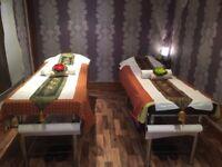 รับพนักงานนวดฝีมือดี รายได้ดี THE BEST MASSAGE ROOM FOR VIP COUPLE CUSTOMER IN HAMMERSMITH W6.