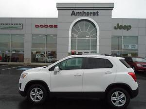 2014 Chevrolet Trax 1LT AWD LOCAL TRADE/DEALERSHIP MAINTAINED
