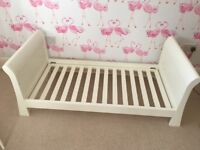 Mamas and Papas Orchard Sleigh cot/bed