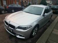 2010 60 plate bmw 520d m sport body, full service history, 1 owner, hpi clear