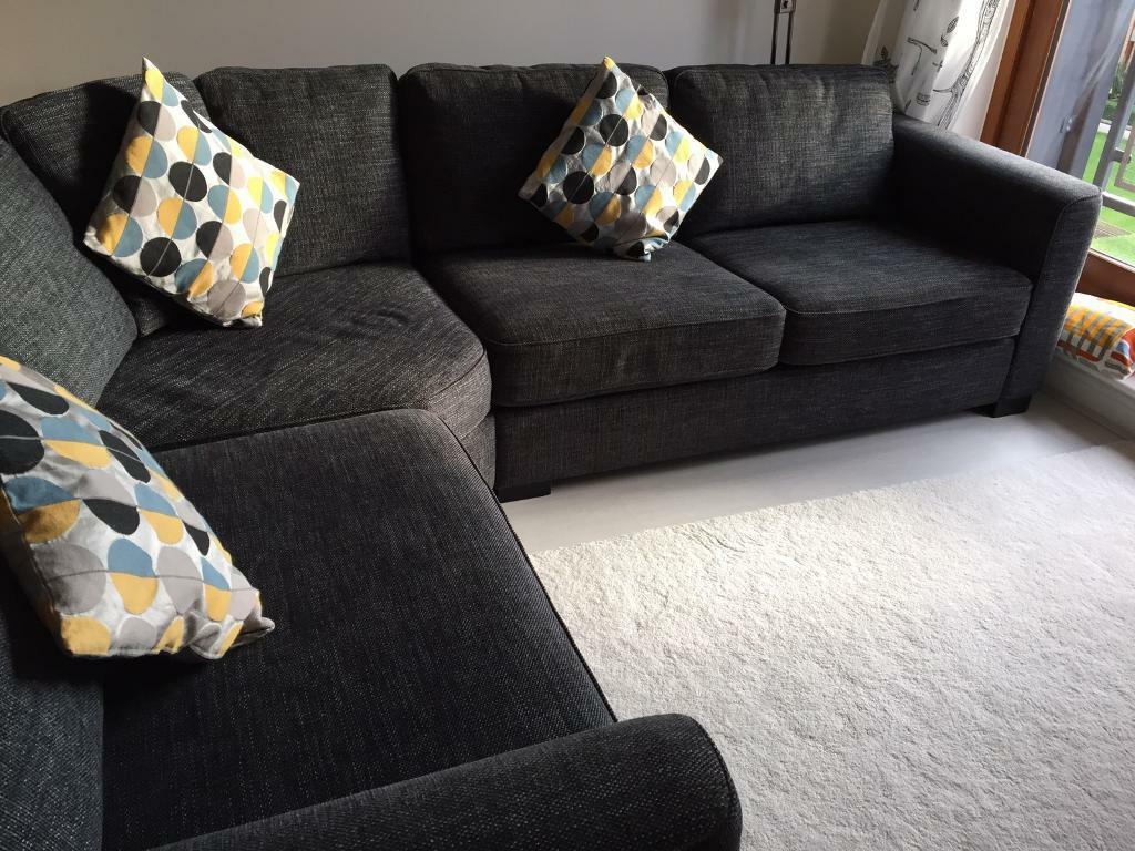 Furniture Village Belfast eleanor corner sofa from furniture village | in crawley, west