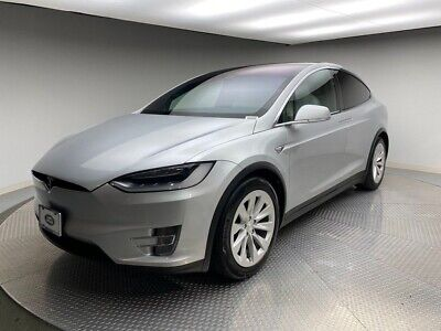 2017 Tesla Model X 75D AWD 2017 Tesla Model X, Silver Metallic with 64795 Miles available now!
