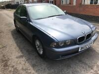 Bmw 5 Serious diesel 2.5 automatic full-service history