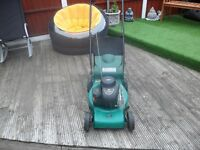 qualcast petrol mower 148cc