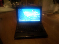 N145 netbook running Linux Mint - useful small pc