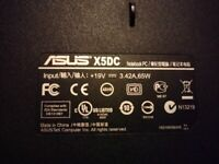 ASUS X5DC LAPTOP (WITH CHARGER)