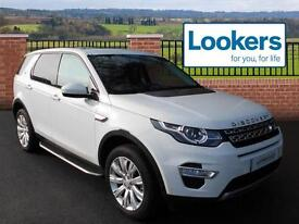 Land Rover Discovery TD6 HSE LUXURY 2015-04-13