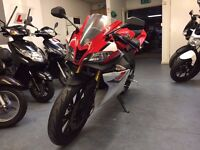 Yamaha YZF R 125cc Super Sport Motorcycle, ABS, Good Condition, ** Finance Available **