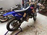 Yamaha yz125 / kx cr rm yz Ktm husqvarna