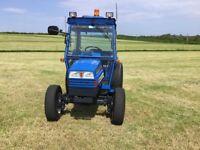 Iseki 525 tractor