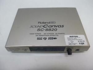 Roland Sound Canvas Sound Module - We Sell Used Sound Systems at Cash Pawn! -  117395 -  MH35409