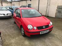 Volkswagen polo 1.2 E 2003 PX TO CLEAR!