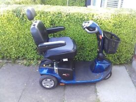 Pride Twin Mobility Scooter