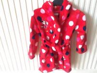 Minnje Mouse Gown 2-3 years