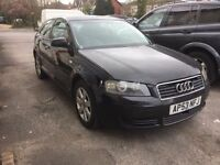 07873 638269 STILL FOR SALE - 2004 - Audi A3 - 2.0 FSI SE - 3 door hatchback -