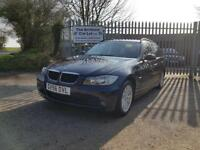 BMW 3 SERIES 320i SE (blue) 2006