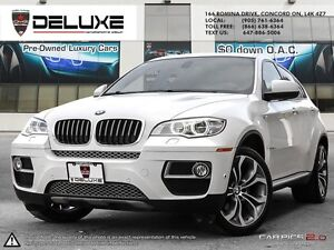 2014 BMW X6 xDrive35i M SPORT HEADS UP DISPLAY NAVIGATION $36...