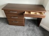 Hammonds Dressing Tables, two large bedside tables and chest of draws (not from Hammonds)