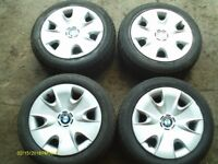 BMW WINTER WHEELS AND TYRES 1 SERIES