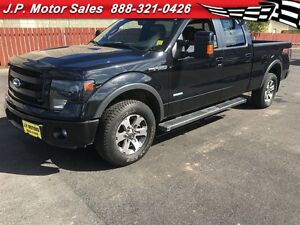 2014 Ford F-150 FX4, Crew Cab, Automatic, Navigation, Back Up Ca