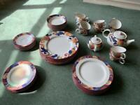 Dining tableware set