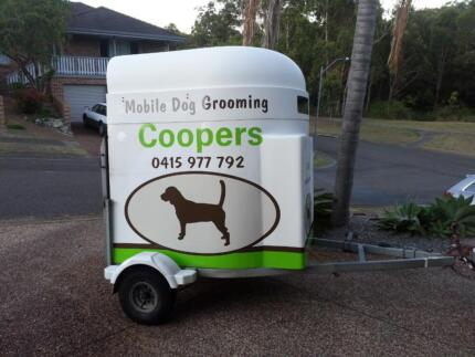 Coopers Mobile Dog Grooming Belmont Lake Macquarie Area Preview